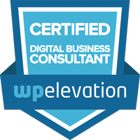 WP Elevation Digital Business Consultant Certification