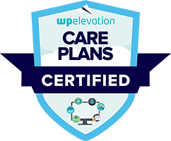 WP Elevations Care Plans Certification